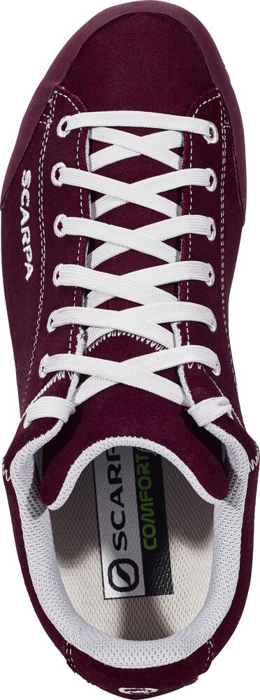 Scarpa Chaussures Margarita Rouge Femmes 37 2017 De Loisirs S7duJ1W